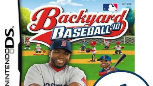 Backyard Baseball '10 (OneUp)