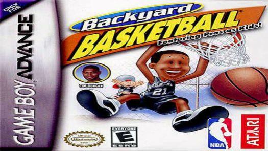 Backyard Basketball GBA