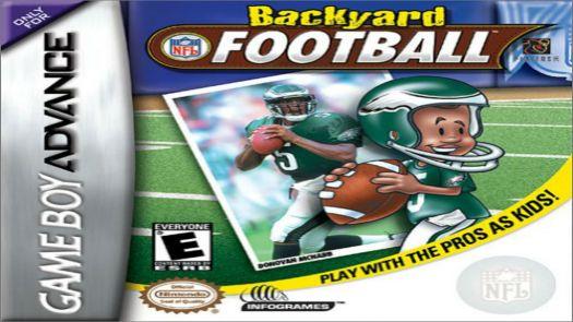 Backyard Football GBA