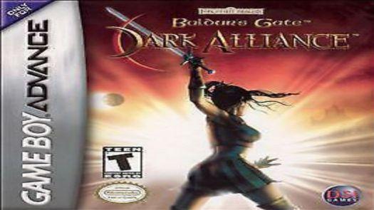 Baldur's Gate - Dark Alliance GBA