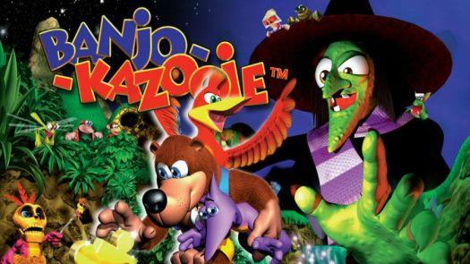 Banjo-Kazooie (EU)