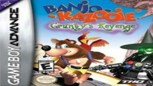 Banjo Kazooie - Grunty's Revenge GBA