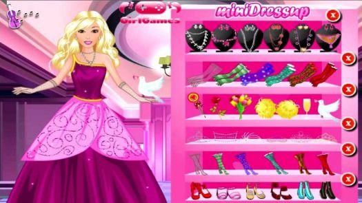 Barbie - Game Girl