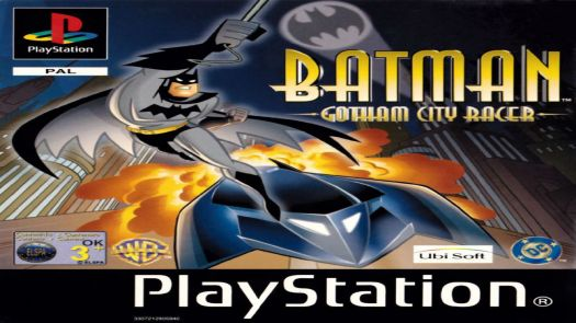 Batman - Gotham City Racer [SLUS-01141]