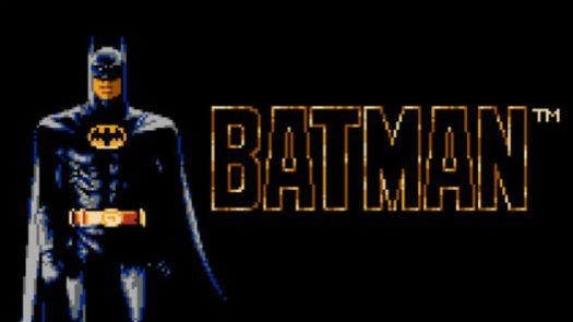 Batman Happy (Hack)