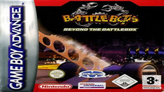 Battle-Bots - Beyond The Battlebox