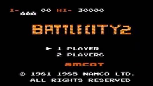 Battle City 2 (Warpman Hack)