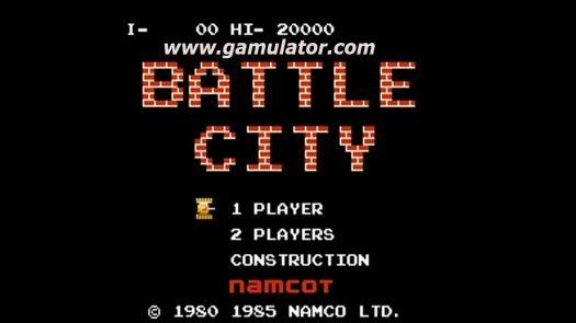 Battle City (Japan)