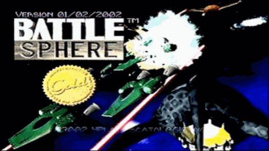Battle Sphere Gold (World)