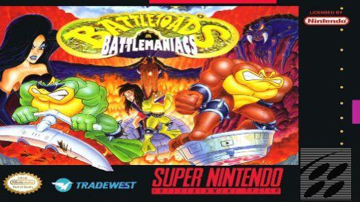 Battletoads In Battlemaniacs (J)