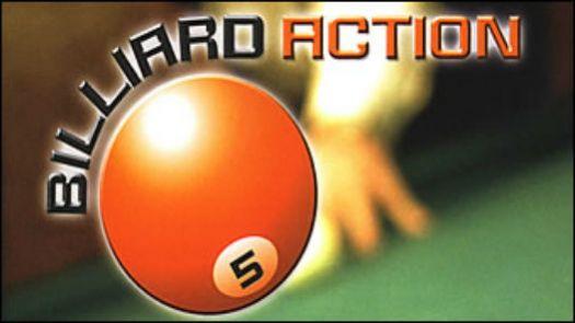 Billiard Action (E)(Trashman)
