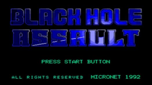 Blackhole Assault (U)