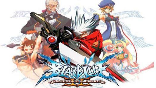 BlazBlue - Continuum Shift II (Asia)