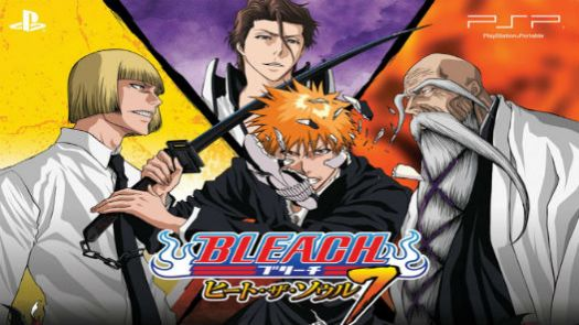 Bleach - Heat the Soul 7 (Japan)