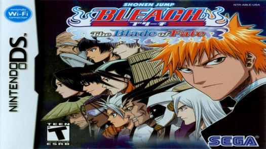 Bleach - The Blade Of Fate