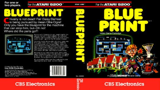 Blueprint (1982) (CBS)