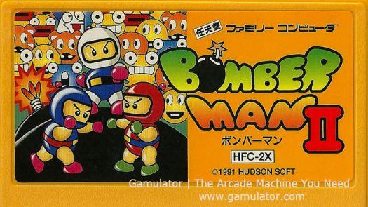 Bomberman II