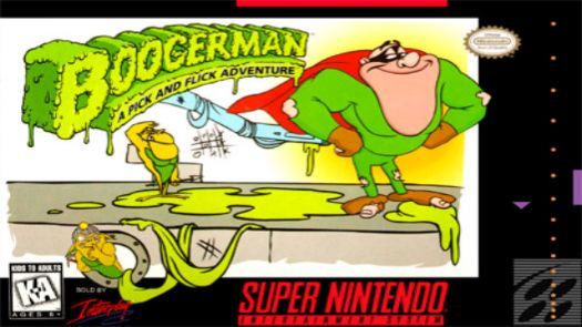 Boogerman - A Pick And Flick Adventure (E)