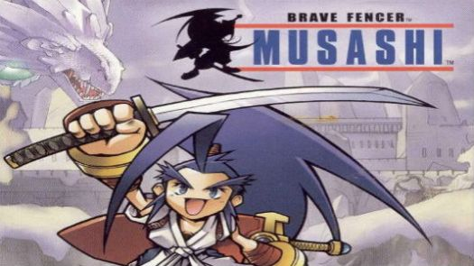 Brave Fencer Musashi [Bonus Disc] [SquareSoft '98 Collector's CD Vol.2 - Final Fantasy VIII] [NTSC-U] [SLUS-90029]
