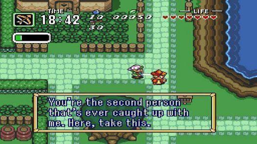 BS Legend Of Zelda 3 - Kodai No Sekiban (J)