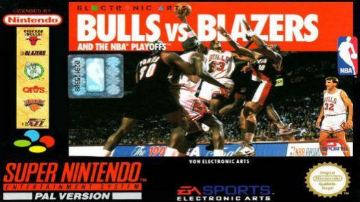 Bulls Vs Blazers And The NBA Playoffs (V1.1)