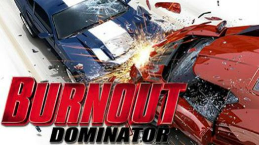Burnout Dominator (Japan)