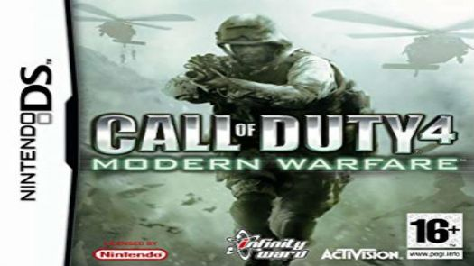 Call Of Duty 4 - Modern Warfare (sUppLeX) (G)