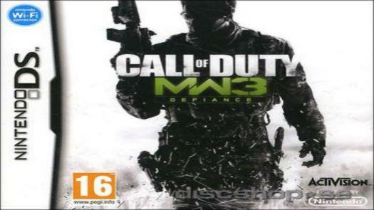 Call Of Duty - Modern Warfare 3 - Defiance