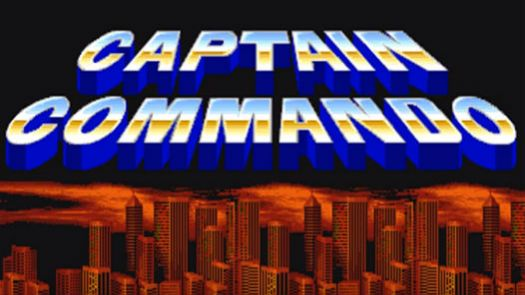 Captain Commando (Japan) (Clone)