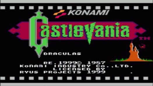Castlevania - Dracula's Revenge (Hack)