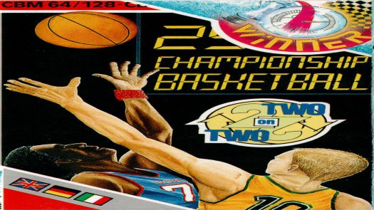 Championship Basketball - Two-on-Two
