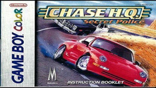 Chase H.Q. - Secret Police