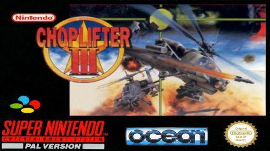 Choplifter 3 (J)
