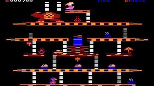 Chronocolor Donkey Kong (PD)