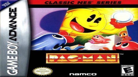 Classic NES - Pac-Man