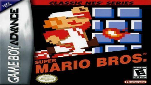 Classic NES - Super Mario Bros.
