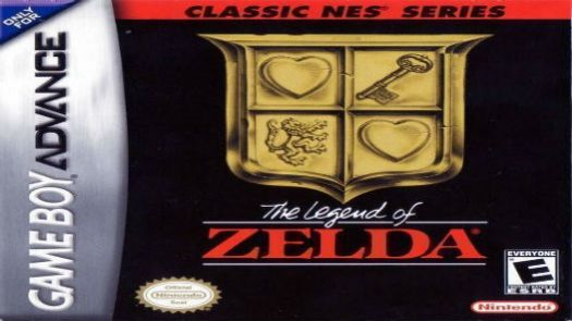 Classic NES - The Legend Of Zelda