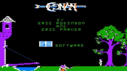 Conan (Disk 1 Of 1 Side A)