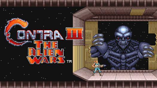 Contra III - The Alien Wars