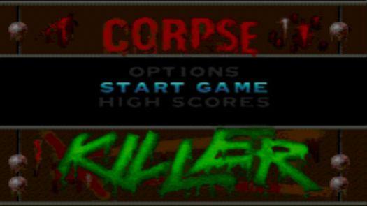 Corpse Killer (U)