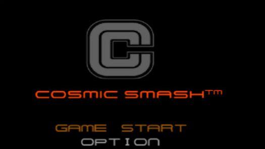 Cosmic Smash
