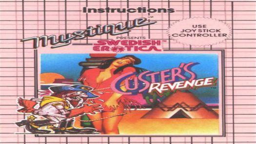 Custer's Revenge (1982) (Mystique)