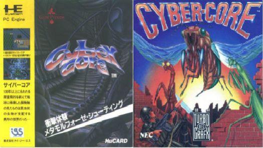Cyber Core (J)
