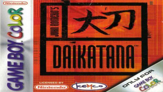 Daikatana (J)