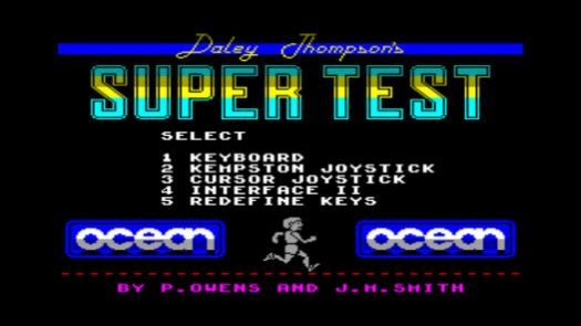 Daley Thompson's Supertest - Day 1 (1985)(Ocean Software)[Part 1 of 2]