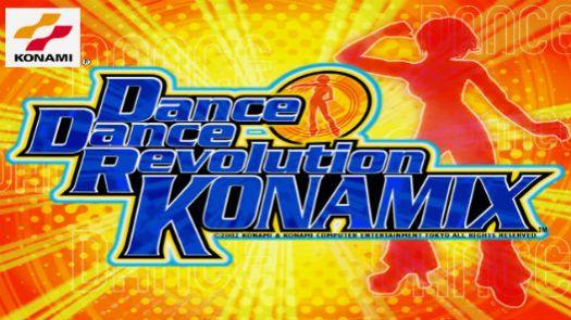 Dance Dance Revolution - Konamix [SLUS-01446]