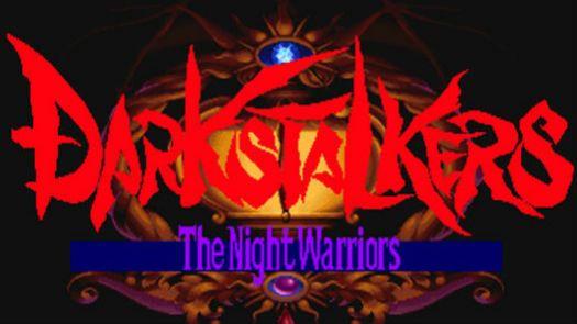 Darkstalkers - The Night Warriors (USA) (Clone)