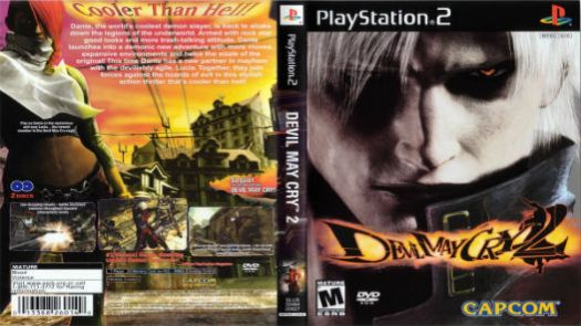 Devil May Cry 2 (Disc 2)
