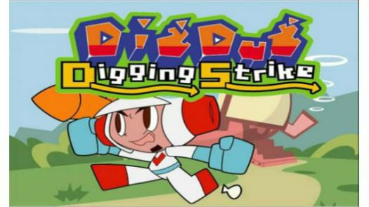 Dig Dug - Digging Strike (J)