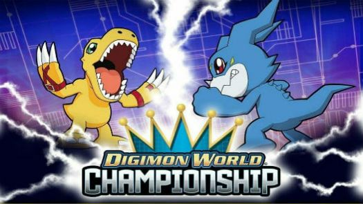Digimon Championship (J)(6rz)